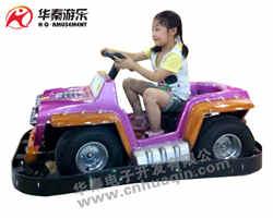 吉普车碰碰车,创业碰碰车项目找华秦游乐,专业的碰碰车生产厂家