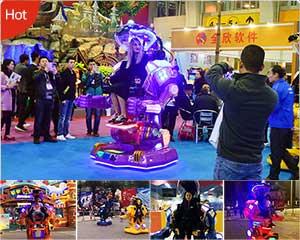 广场机器人类