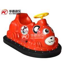 动物碰碰车(红色) 华秦动物碰碰车厂家 超萌的动物碰碰车