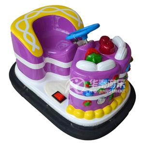 蛋糕碰碰车-紫色