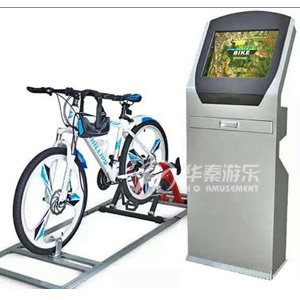 VR自行车2 VR设备 VR游乐设备 华秦VR游乐设备 华秦游乐 游乐设备