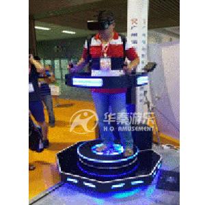 VR旋风时空平台 华秦专业生产现实虚拟设备 VR虚拟设备体验馆