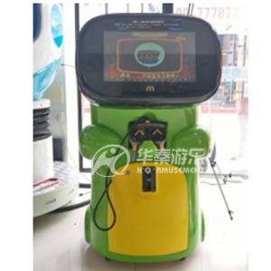 龙星人VR儿童机-9D飞行影院 9D飞行影院厂家 华秦现实虚拟设备厂家