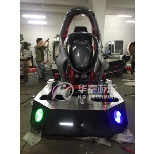 VR猎人赛车 VR赛车 现实虚拟设备赛车 华秦VR赛车 VR赛车厂家