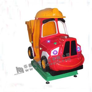 新款工程摇摆车 专业儿童摇摆车批发生产厂家