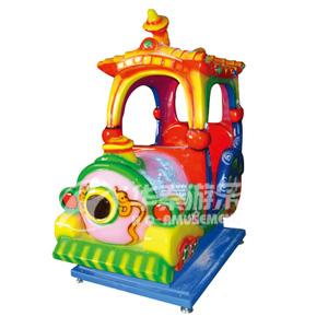 新款卡通火车摇摆车 专业儿童摇摆车批发生产厂家
