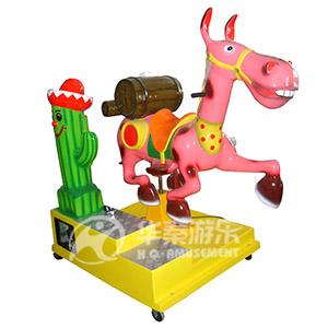 新款醉驴摇摆车 专业儿童摇摆车批发生产厂家