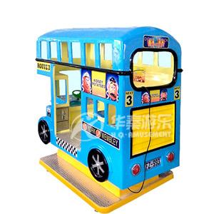 新款伦敦巴士摇摆车 专业儿童摇摆车批发生产厂家