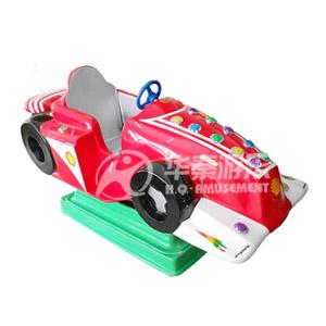 新款大F1赛车摇摆车 专业儿童摇摆车批发生产厂家