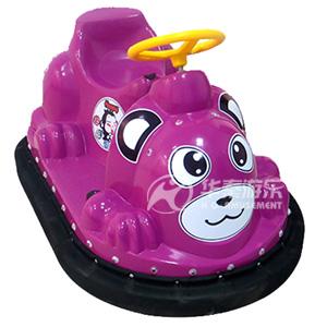 动物碰碰车(紫色),华秦碰碰车厂家专业生产各种颜色的动物碰碰车