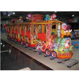 大火车(轨道火车) 游乐场设备 华秦游乐场设施 专业生产各类游乐设备
