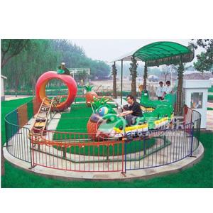果虫滑车游乐场设备 华秦游乐专业生产各类游乐场设备