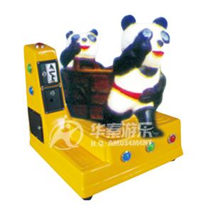 新款小熊猫摇摆车 专业儿童摇摆车批发生产厂家
