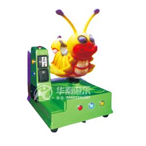 果虫 碰碰车 乐吧车 广场行走机器人 钢铁侠 摇摆车 华秦游乐
