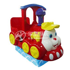 新款小火车摇摆车 专业儿童摇摆车批发生产厂家