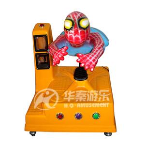 新款蜘蛛人摇摆车 专业儿童摇摆车批发生产厂家