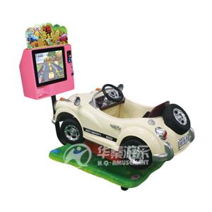 儿童摇摆车小汽车(白色)