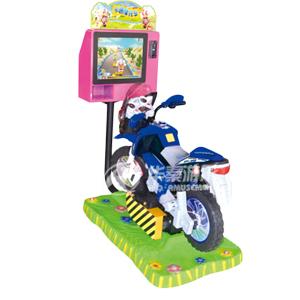 儿童摇摆车摩托车(蓝色)