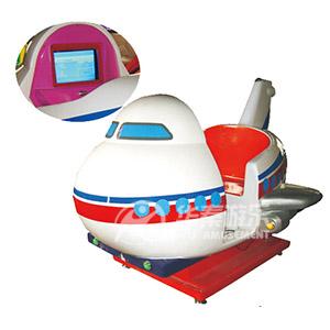 新款珍宝飞机摇摆车 专业儿童摇摆车批发生产厂家