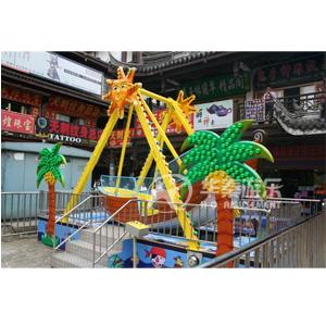12人豪华海盗船游乐设施 华秦专业生产各类游乐园设施