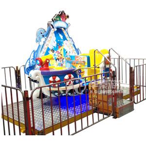 海岛历险游乐设备 华秦游乐专业生产各类游乐设备 大品牌 规模化生产