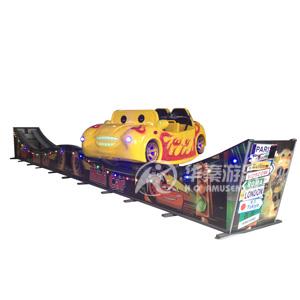 极速飞车游乐设备 华秦游乐专业生产定制各类游乐园项目设施 大品牌 有保证