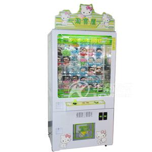 淘宝屋游乐设备 专业的抓娃娃机设备 华秦专业生产 大品牌 有保障,游乐设备,广场游乐设备
