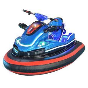 新品摩托艇碰碰车