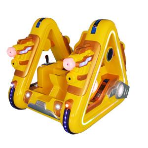 最新款儿童版钢铁侠系列三角游乐机器人 大厂批量生产,价格公道,质量有保障,欢迎来电咨询