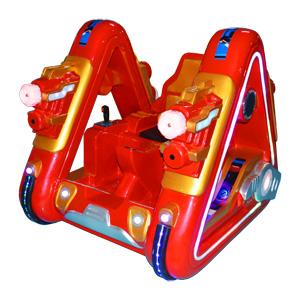 广场机器人儿童版(红色)