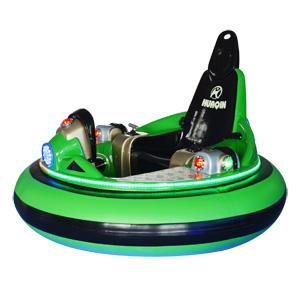太空飞船2代碰碰车(绿色)