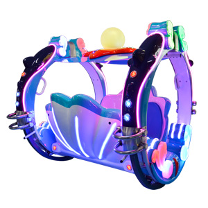 海底漫步乐吧车游乐设备