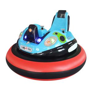 儿童版太空飞船碰碰车(绿色)