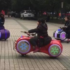 四川乐山公园游乐设备项目