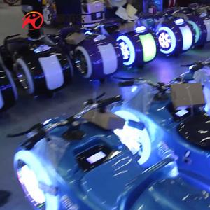 迪拜太子摩托车项目