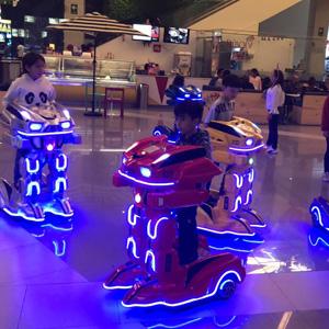 危地马拉机甲人游乐设备项目