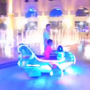 惠州欧美城游乐设备项目