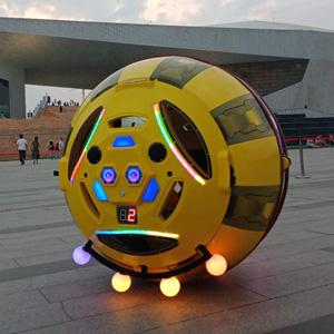 太原太空舱游乐设备项目