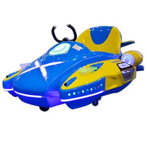 时空战舰游乐设备