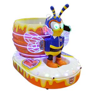 蜜蜂队长游乐设备
