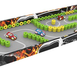 漂移赛车竞技项目设计方案