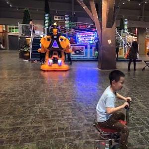 长春南关区中东新天地购物商场项目
