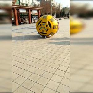 甘肃白银西区广场儿童乐园