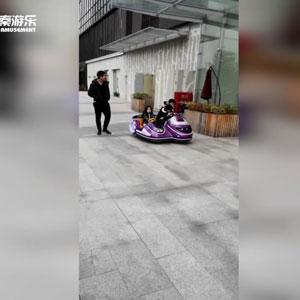 广州番禺万科里亲子摩托项目