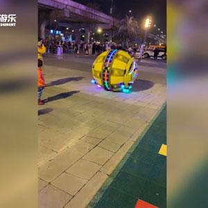 成都锦江万达广场太空舱项目
