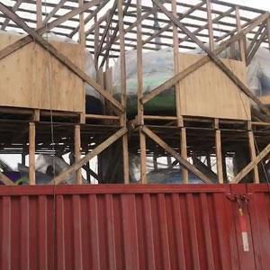 淄博高新区银泰城三楼9D电影亲子摩托项目