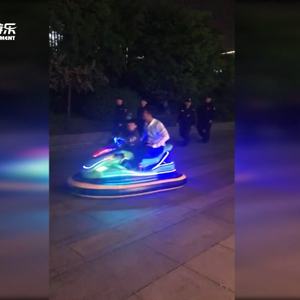 徐州泉山老矿业大学科技广场音乐街区项目