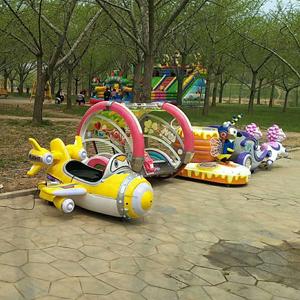 新疆昌吉奇台县广场游乐设备项目