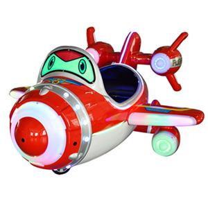 新款飞机侠游乐设备