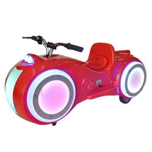 儿童太子摩托车(红色)